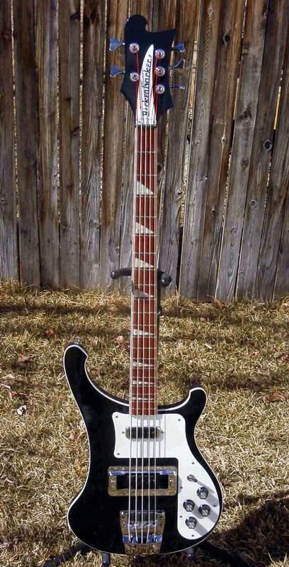 Rickenbacker Bass 5 String For Sale : sold 2001 5 string rickenbacker page 2 ~ Vivirlamusica.com Haus und Dekorationen