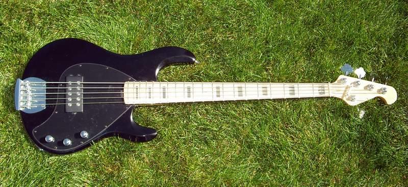 olp 5 string bass. Black Bedroom Furniture Sets. Home Design Ideas